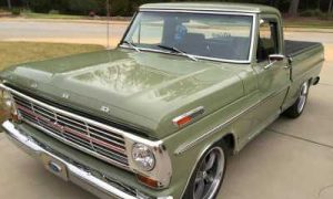 F-Truck Pre 1969 Body Parts and Mouldings