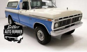 F-Truck 1970-79 Rubber kits