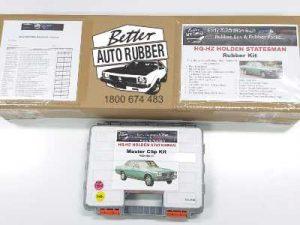 Holden Rubber Kit