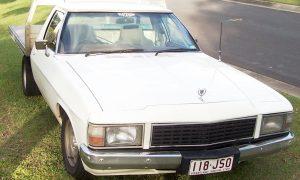 WB Holden 1 Tonner Rubber Kit RK10071T-WB