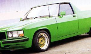 WB Holden Ute Rubber Kit RK10071-WB