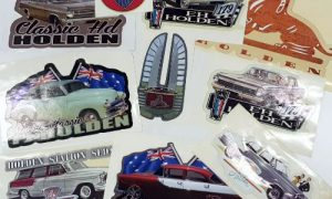 Old holden stickers pack