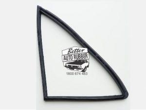 Holden FB EK Right Rear door Quarter Glass Seal