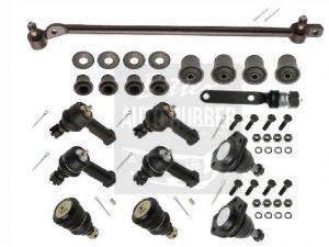 HX HZ WB Suspension Steering build Kit